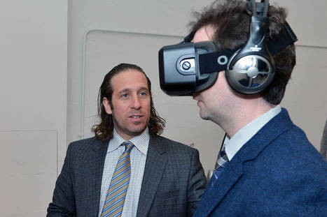 What Happens When Virtual Reality Gets Too Real | construction technologies | Scoop.it