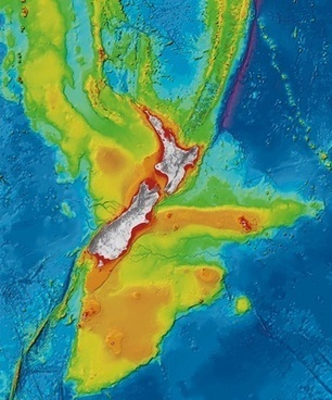 3D map reveals New Zealand's underwater realm - Stuff.co.nz | ScubaObsessed | Scoop.it