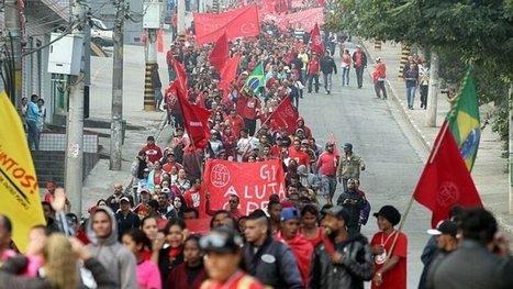 Múltiples marchas en todo el mundo contra el Mundial Brasil 2014   Brasil 2014, Mundial Brasil 2014, Protestas en Brasil   Soccer <3   Scoop.it