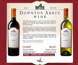 The Winey Mom: Winey Tasting Notes: I Can Handle January, As Long as Downton Abbey Makes Wine   Southern California Wine and Craft Spirits Journal   Scoop.it