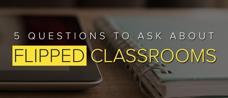 Flipped Instruction: 5 Questions to Ask About Equity | Imagine Easy Blog | Screencasting & Flipping for Online Learning | Scoop.it
