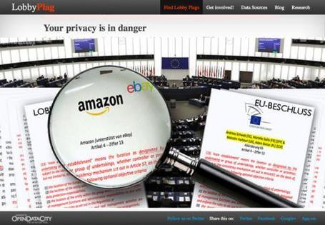 Privacy Alert : #0 Introduction | La Quadrature du Net | Privacy | Scoop.it