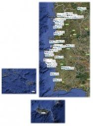 Jornais Escolares » *Mapa Interativo dos Jornais Escolares em Portugal* | Ensino em Português | Scoop.it