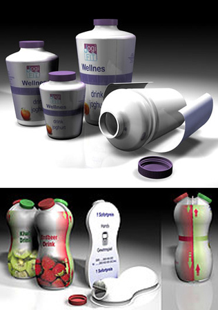 Finally, the First Commercial Thermoformed Bottles | packaging | Scoop.it