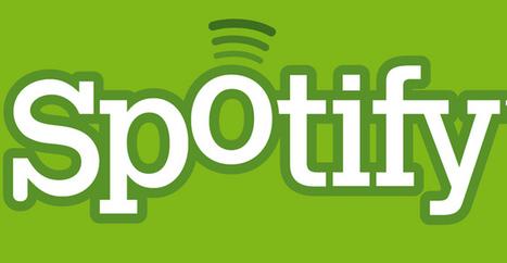 Spotify arrête le P2P | Musique et Innovation | Scoop.it