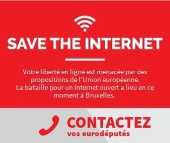 Au Parlement Européen, danger mortel pour l'internet - AgoraVox | Protection des données personnelles | Scoop.it
