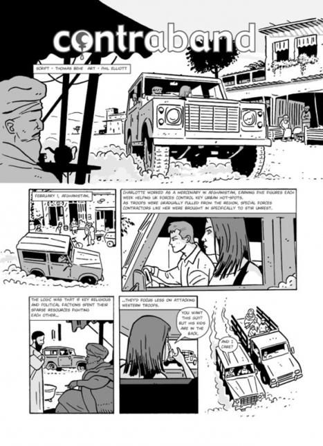 Manga et Comics : l'offre numérique évolue sans cesse | Bibliothèque et Techno | Scoop.it
