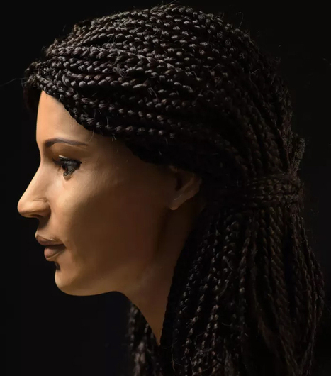 Ancient Egyptian Woman's Face Reconstructed - Archaeology Magazine | Aux origines | Scoop.it