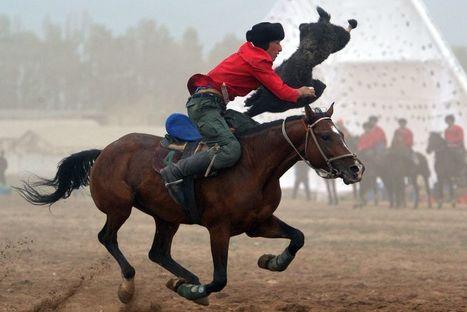 Le Kirghizistan prêt pour les Jeux Nomades et ses surprenantes disciplines | Cheval et sport | Scoop.it
