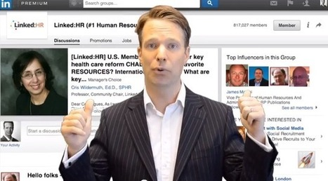LinkedIn Groups: How and Why to Use Them [VIDEO] | International Career | Scoop.it