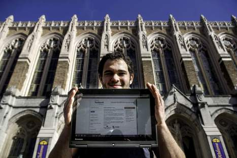 Students press professors to consider cheaper textbooks | Open Educational Resources | Scoop.it