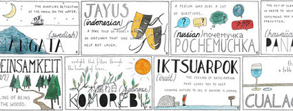 11 Untranslatable Words From Other Cultures | Language and Translation | Scoop.it