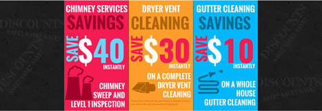 Chimney Cleaning Northern Virginia, Dryer Vent Cleaning | Business | Scoop.it