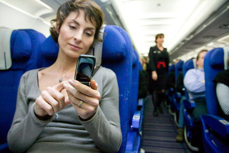 Why Fliers Must Turn Off Devices | Practical Nomads | Scoop.it