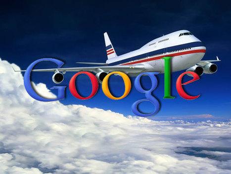 Google lance son service de réservations de billets d'avion en France   Branding News & best practices   Scoop.it
