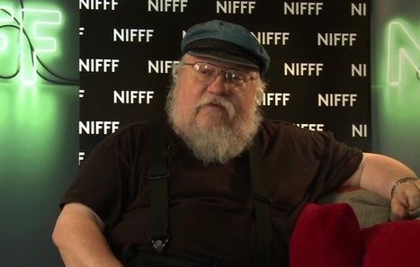 Rencontre avec George R. R. Martin, le créateur de « Game Of Thrones », la série la plus téléchargée au monde   Biblio-thèques   Scoop.it