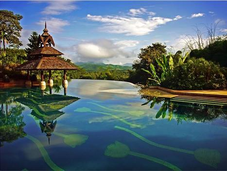 25 Stunning Infinity Pools Around the World | Interesting Photography | Scoop.it