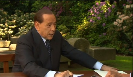 7 ridiculous moments from Silvio Berlusconi's candid BBC interview | The Matteo Rossini Post | Scoop.it