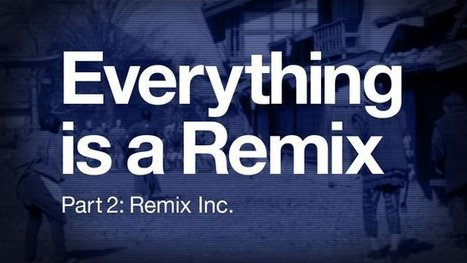 Everything is a Remix - The Series - A Listly List | Collaborative Curation | Scoop.it