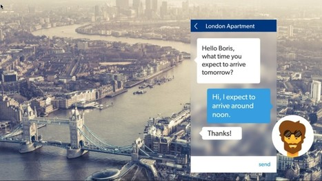 Booking.com launches a chat tool to connect hotels and travelers | Tourism Innovation | Scoop.it