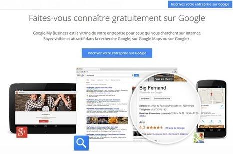 Comment créer une Page Google My Business depuis la refonte de Google+ | SEO et le marketing des Réseaux Sociaux | Scoop.it