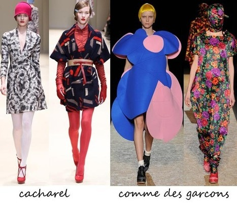 Paris Fashion Week: Day 5 | My Fashion Life | COMME des | Scoop.it