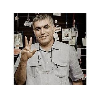 Detained Bahraini activist Nabeel Rajab writes to IFEX from prison | Bahrain Center for Human Rights | Human Rights and the Will to be free | Scoop.it