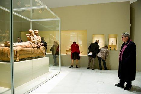 «Les Étrusques et la Méditerranée» au Louvre-Lens : les réactions des premiers visiteurs | Les Etrusques et la Méditerranée. La cité de Cerveteri | Scoop.it