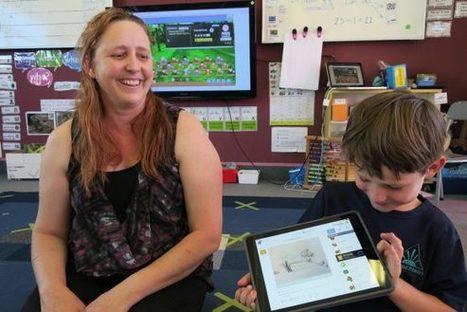 JRA038 Über was sollen Erstklässler in Neuseeland während des Unterrichts mit ihren Eltern chatten? | Medienbildung | Scoop.it
