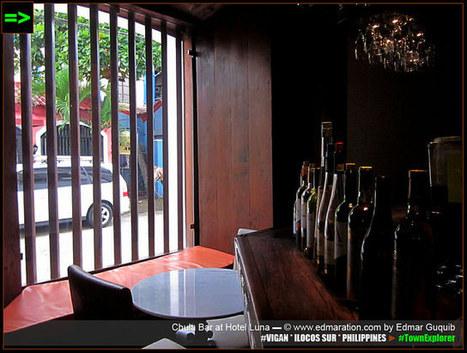 [Vigan] Chula Saloon Bar: a Museum-Feel Restaurant Bar   #TownExplorer   Exploring Philippine Towns   Scoop.it