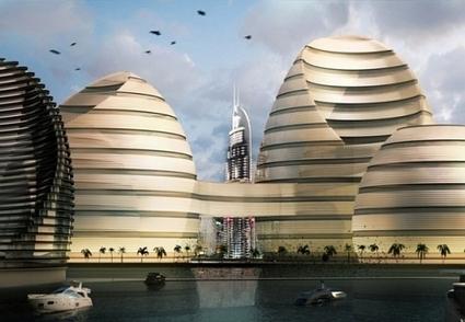 Conheça o projeto de cidade autossustentável para os Emirados Árabes Unidos « Fernandez Mera Blog | arkhitekton | Scoop.it