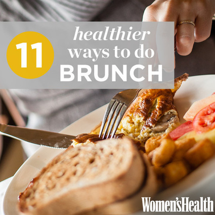 11 Healthier Ways to Do Brunch | Health and Fitness Magazine | Scoop.it