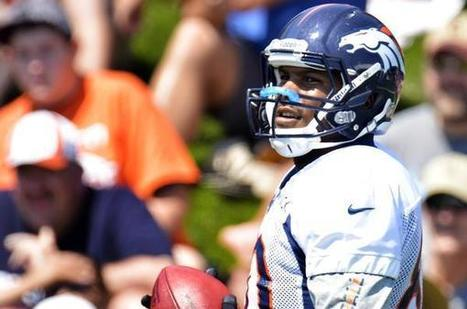 Denver Broncos' Julius Thomas plans to turn potential at tight end into production | Denver Broncos | Scoop.it
