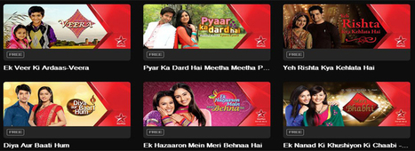 Watch Online TV Serials in Better than Original Quality | Indian TV shows | Scoop.it