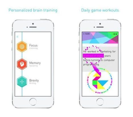 Apple promotes personalized learning with new brain training app - Cult of Mac   Personalized Education   Scoop.it