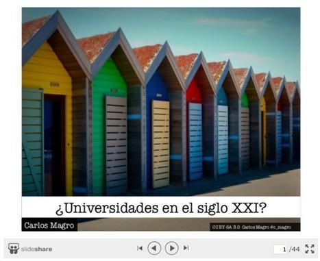 ¿Cuál es el futuro de la Universidad? | Blog de Enrique Rubio | Pensamiento crítico y su integración en el Curriculum | Scoop.it
