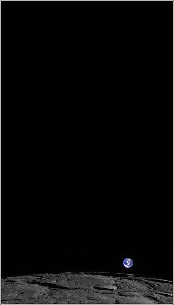 Earthrise, la Tierra saliendo en la Luna, versión 2014 | Microsiervos (Ciencia) | El gat de Schrödinger | Scoop.it