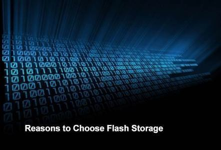 Six Ways Flash Is Changing the Storage Landscape | Storage News and Technology | Scoop.it