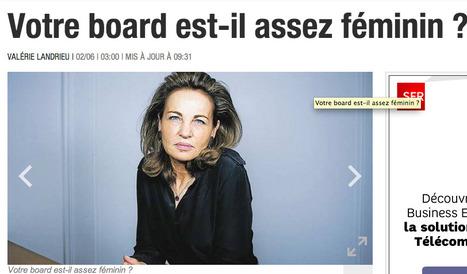 Votre board est-il assez féminin?   Journée de la Femme   Scoop.it