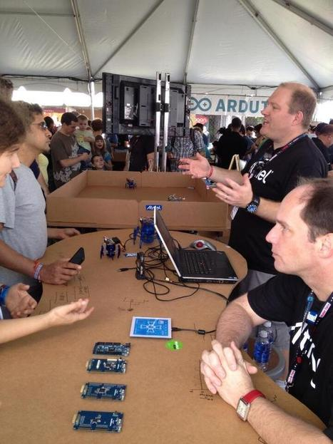 How Makers are radically changing the world   Internet of Things   Scoop.it