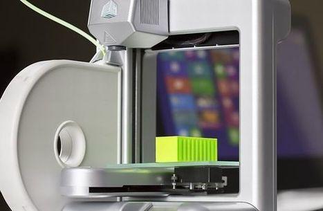 Microsoft explains 3D printing standards in Windows 8.1 (video)   Google SketchUp   Scoop.it