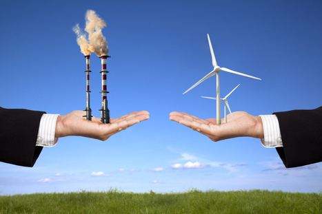 Can we shift to renewable energy? Yes. As to how ... | Sustain Our Earth | Scoop.it