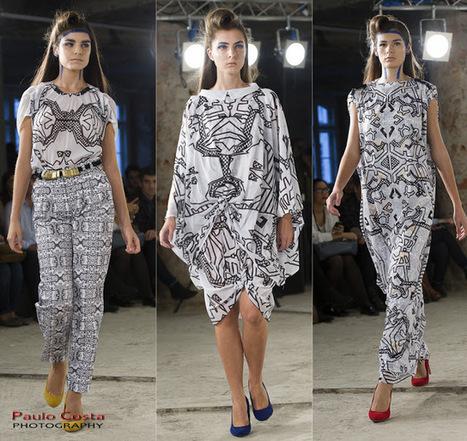 fashion heroines: PORTUGAL FASHION: SUSANA BETTENCOURT SS 2013 | WTF Fashion | Scoop.it