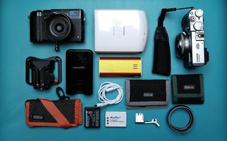 Fuji X Buyer's Guide :: Part 3 :: Accessories · DEDPXL | Fuji X System | Scoop.it