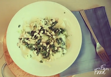 Zucchini marinated in lemon juice | recipe | Scoop.it