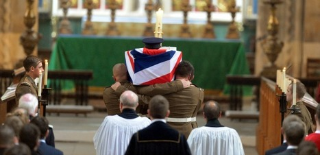 Brave and loyal Welsh Guardsman Craig Roderick is laid to rest   The Indigenous Uprising of the British Isles   Scoop.it