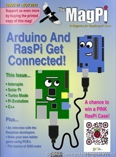 Download Issue 7 of The MagPi Digital Magazine for lovers of the Raspberry Pi   Raspberry Pi   Scoop.it