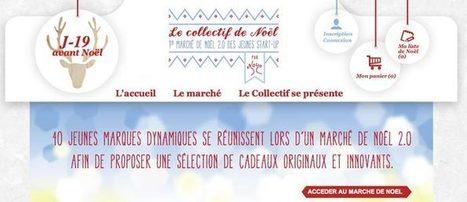[marque] FAGUO - 05/12/12 - Le Collectif de Noël | Collectif de Noël | Scoop.it