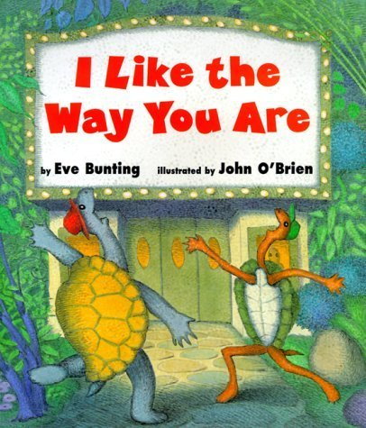 I Like the Way You Are by Eve Bunting   Bullying in Schools   Scoop.it