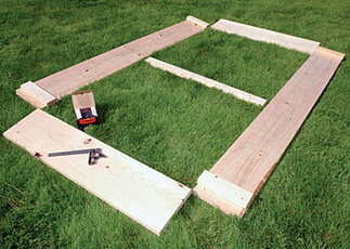 How to Build a Raised Bed Garden: Organic Gardening   Outside Ideas   Scoop.it